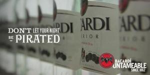 bacardi pirated