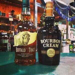 Buffalo Trace, bourbon cream