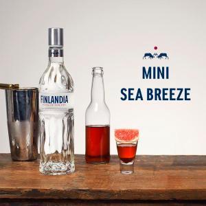 Finlandia sea breeze
