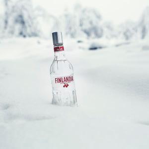 finlandia snow