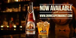 Magners whiskey