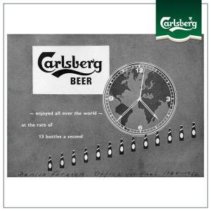 carlsberg 13 bottles