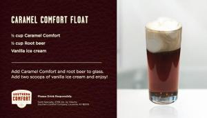 Southern comfort float
