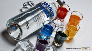 Absolut true colours