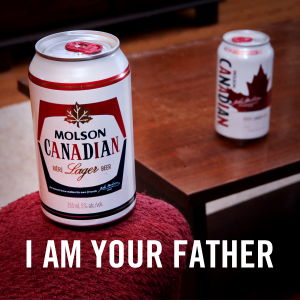 Molson may the 4th