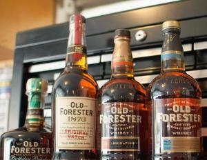Old Forester race day