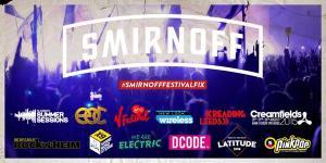 Smirnoff festivals