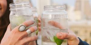 Smirnoff jars