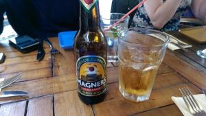 Magners first
