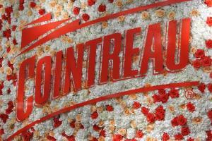 Cointreau flowers