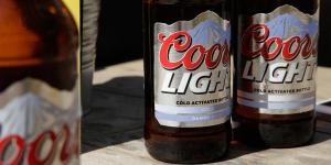 Coors frosty