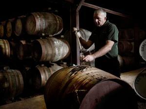 Glengoyne oak casks