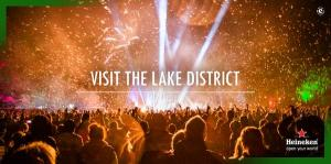 Heineken lake district