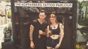 koppar tatoo parlour