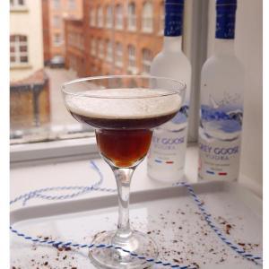 Grey Goose martini bar