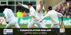 Hardys congrats
