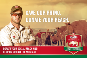 castle save our rhino