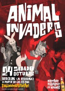 desp animal invaders