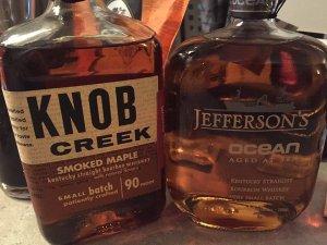 knob creek  maple