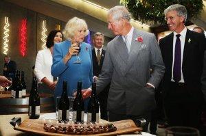 NZ wine royals