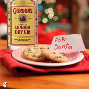 gordons for santa