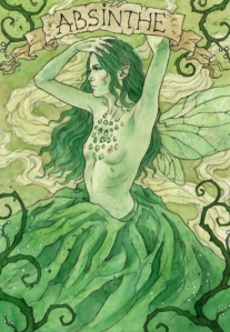 fontaine green fairy