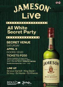 jas all white secret party tw apr 16