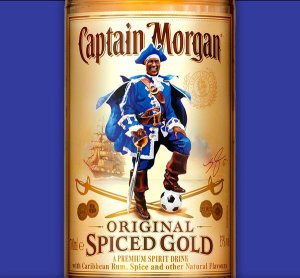 cap morg spiced gold tw 3516