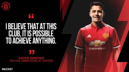 sanchez man utd