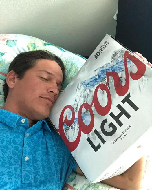coors light reese