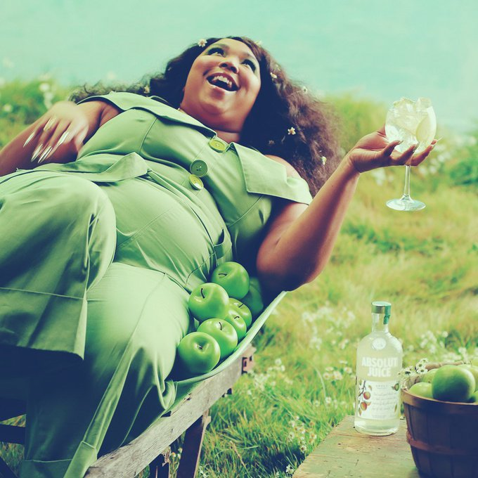 absolut lizzo juicy